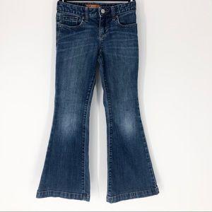 Old Navy Girls Size 8 Flare/Bellbottom Jeans